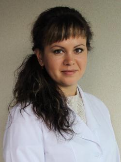 Куфарова Алена Александровна