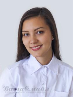 Кравцова Дина Дамировна