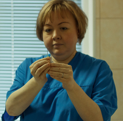 Никитина Анна Владимировна