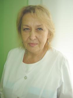 Безгина Оксана Валентиновна