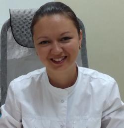 Сафина Евгения Рашидовна