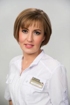 Клюквина Анна Владимировна