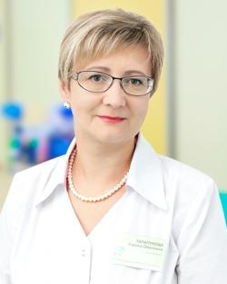 Тарапунова Лариса Олеговна