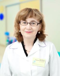 Сезганова Светлана Ивановна