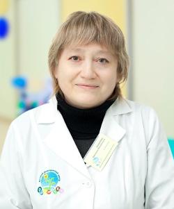 Кошелева Светлана Михайловна