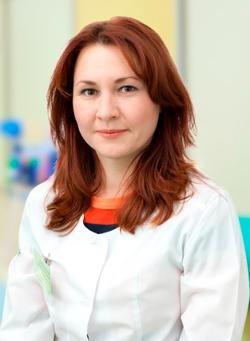 Виноградова Оксана Сергеевна