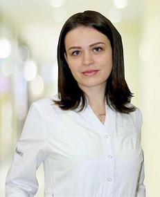 Волкова Анастасия Валерьевна