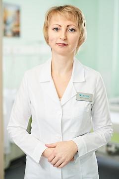 Лапицкая Елена Владимировна