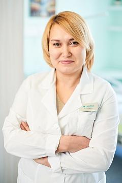 Нагорная Анастасия Сергеевна