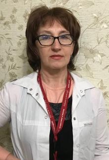 Пеганова Ирина Александровна