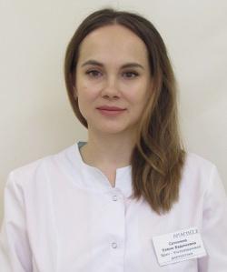 Сатонина Елена Вадимовна