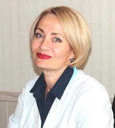Блиновских Елена Владимировна