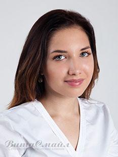 Холина Анастасия Викторовна