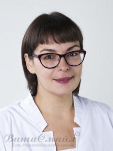 Лебедько Евгения Владимировна