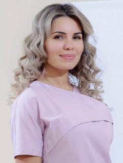 Элбакидзе Ольга Соломоновна