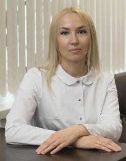 Бикбова Юлия Олеговна