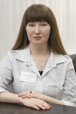 Рукавишникова Екатерина Юрьевна