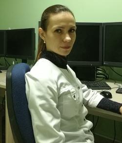 Симахина Полина Павловна