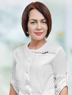 Зарубежнова Юлия Владимировна