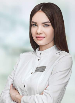 Ирмухаметова Анастасия Александровна