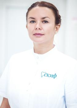 Нуриева Наталья Сергеевна