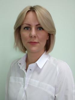 Глинских Вероника Валерьяновна