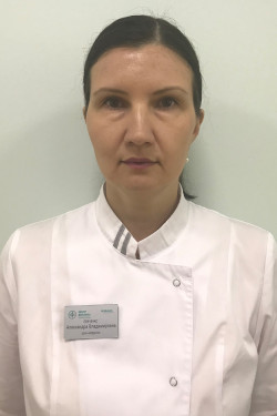 Левченко Александра Владимировна
