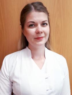 Пяткова Ирина Александровна