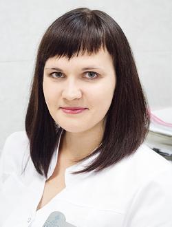 Алямова Ирина Владимировна