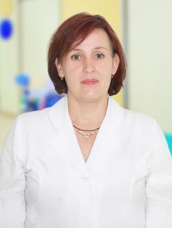 Широкоряд Лариса Владимировна