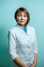 Буркова Ольга