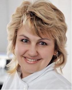 Слюсаренко Наталья Владимировна