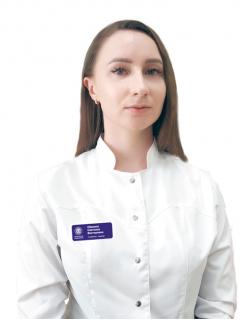 Обанина Светлана Викторовна