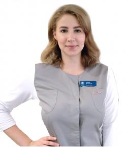 Прилуцкая Дарья Сергеевна