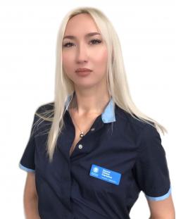 Кашина Полина Сергеевна