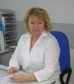 Корнева Ирина Михайловна