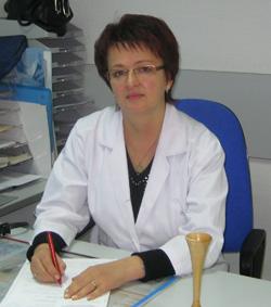 Мокринская Елена Абрамовна