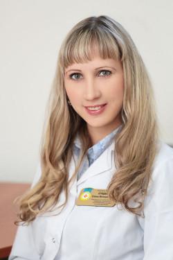 Бундакова (Попова) Алена Вячеславовна