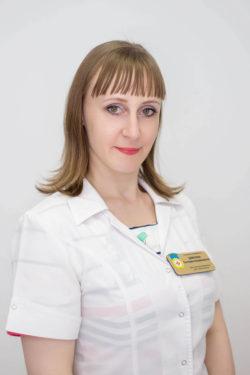 Домрачева (Смирнова) Екатерина Владимировна