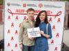 В ходе Всероссийской акции «Стоп ВИЧ/СПИД» в Челябинске проверили здоровье более 600 человек