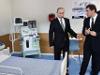 Президенту продемонстрировали интерактивную реанимационную палату