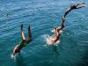 С начала купального сезона 6 южноуральцев госпитализированы в ЧОКБ с «травмами ныряльщика»