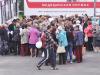 Челябинцы проверили здоровье в сквере Колющенко