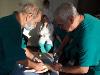 В горбольнице №1 Копейска прошел тренинг по оказанию экстренной помощи детям