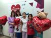 В День святого Валентина более 330 южноуральцев сдали кровь