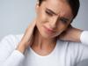 Продуло шею:первая помощь и советы врачей