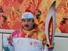 Олимпийский огонь пронёс почетный донор Челябинской станции переливания крови