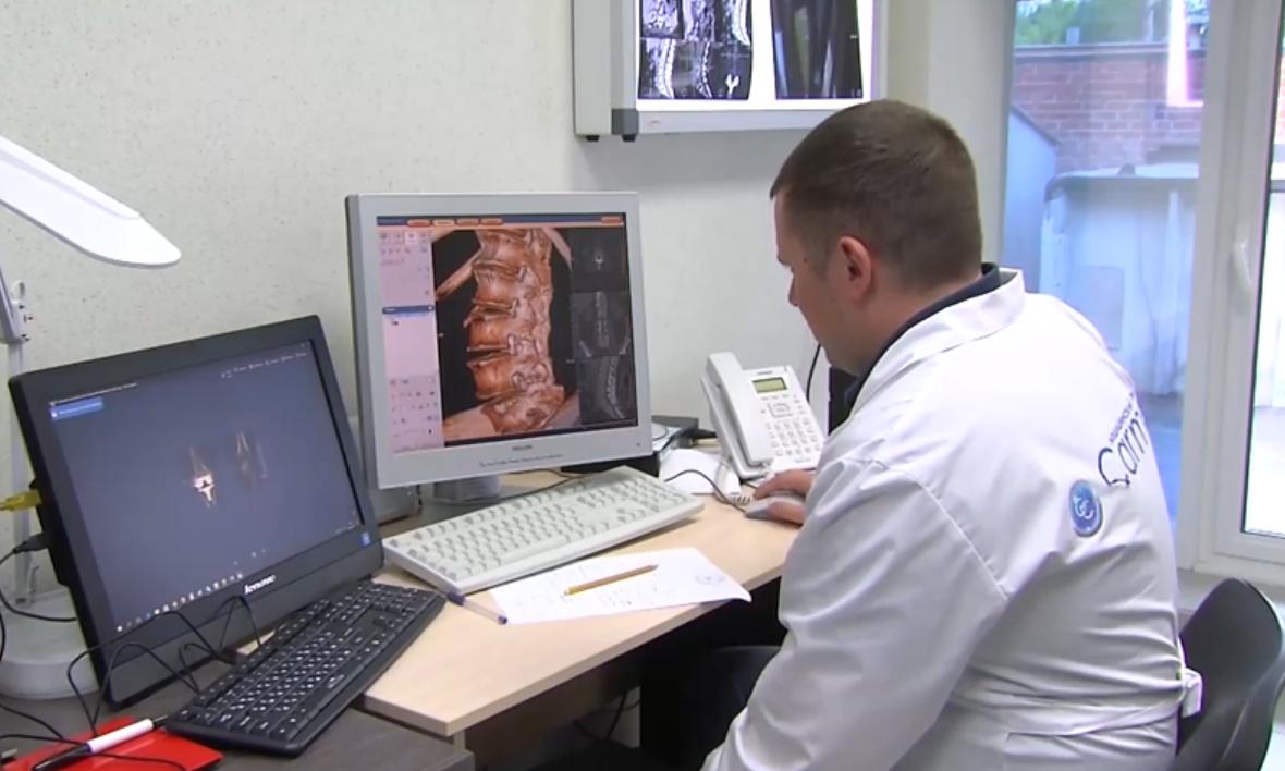 МЦ Кармель - малоинвазивная хирургия позвоночника