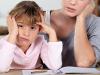 Характер детей портит давление со стороны родителей
