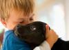 Собаки снижают уровень детской тревожности